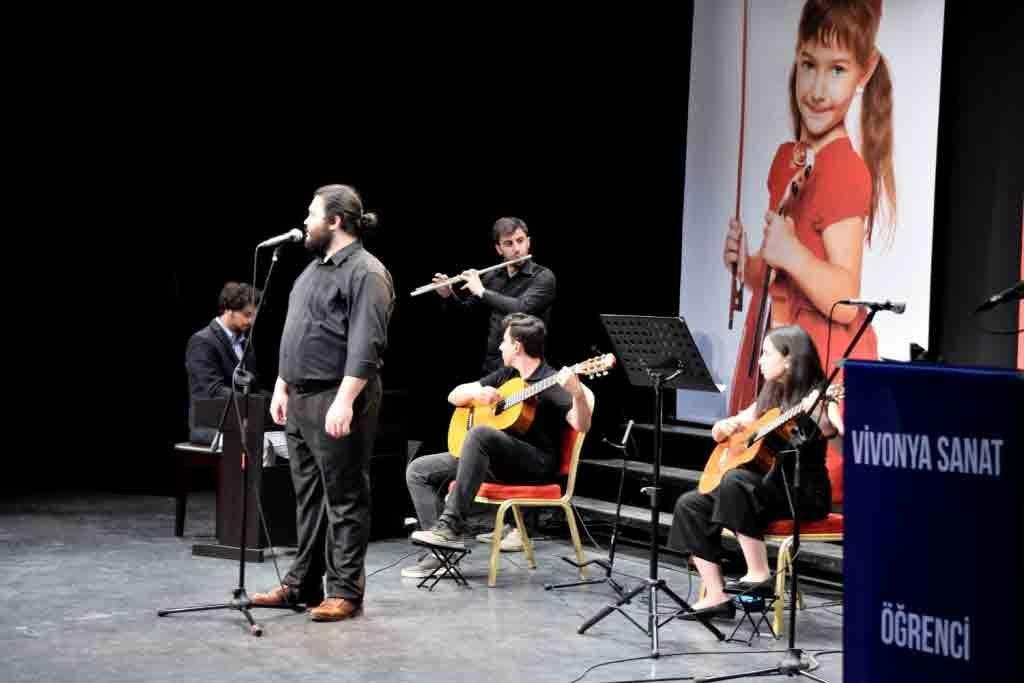 istanbul şan kursu konser
